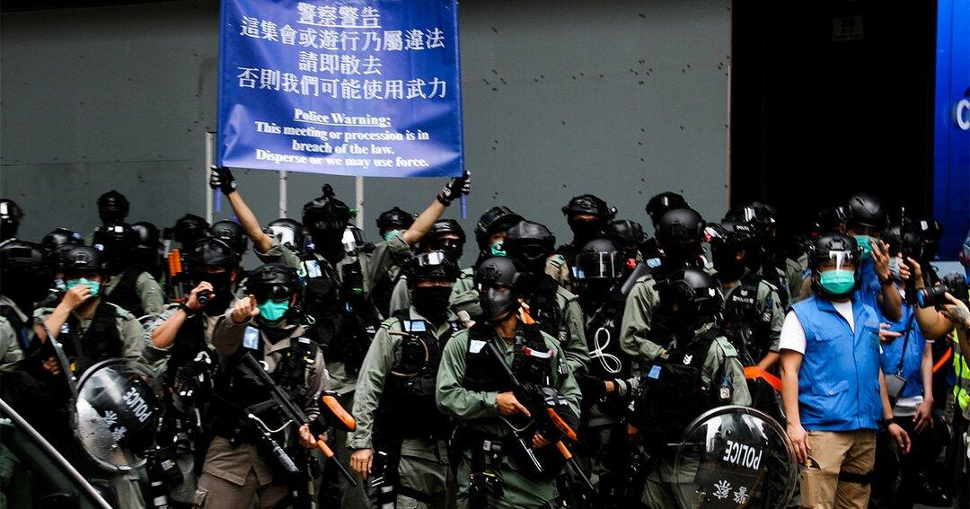 香港,中国,国家安全法制
