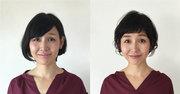 【大人の激変ヘアメイク】前髪があったほうが似合う人、ないほうが似合う人の違いは