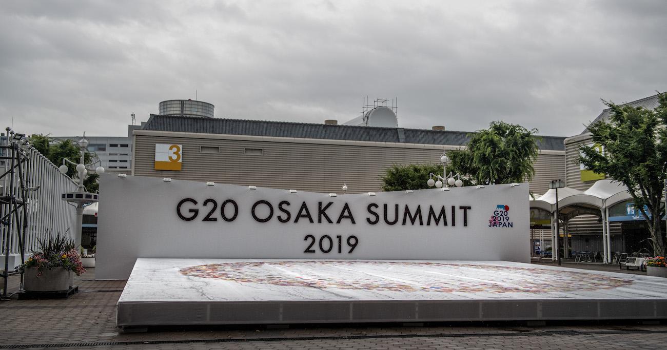 G20サミット、開催国日本が存在感を示せるかを占う「3つの議題」