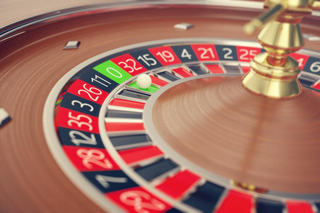 カジノのルーレット