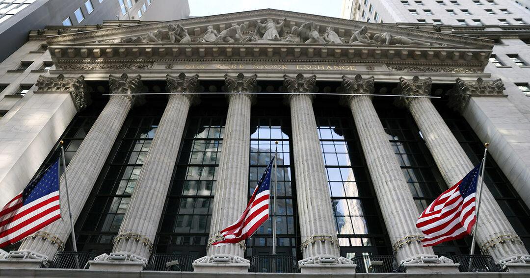 写真:ニューヨーク証券取引所(NYSE)