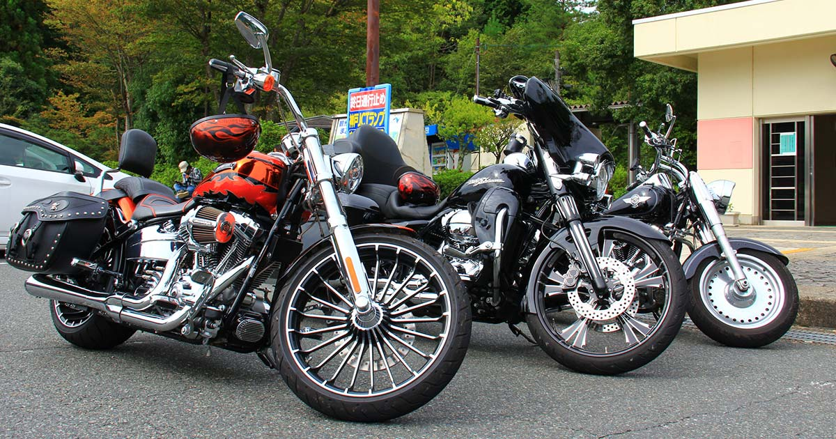 なぜ、大型バイクNo.1ブランド「ハーレー」は売れ続けるのか?