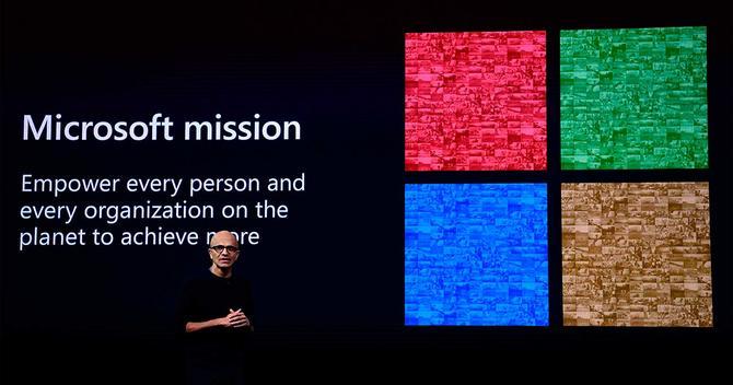 Microsoftのサティア・ナデラCEO