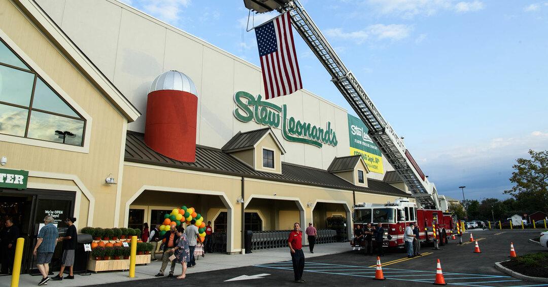 「食品スーパーのディズニーランド」といわれる米国の「スチュー・レオナード」