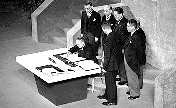 64年前に日本の運命を変えた<br />日米安保条約とは?