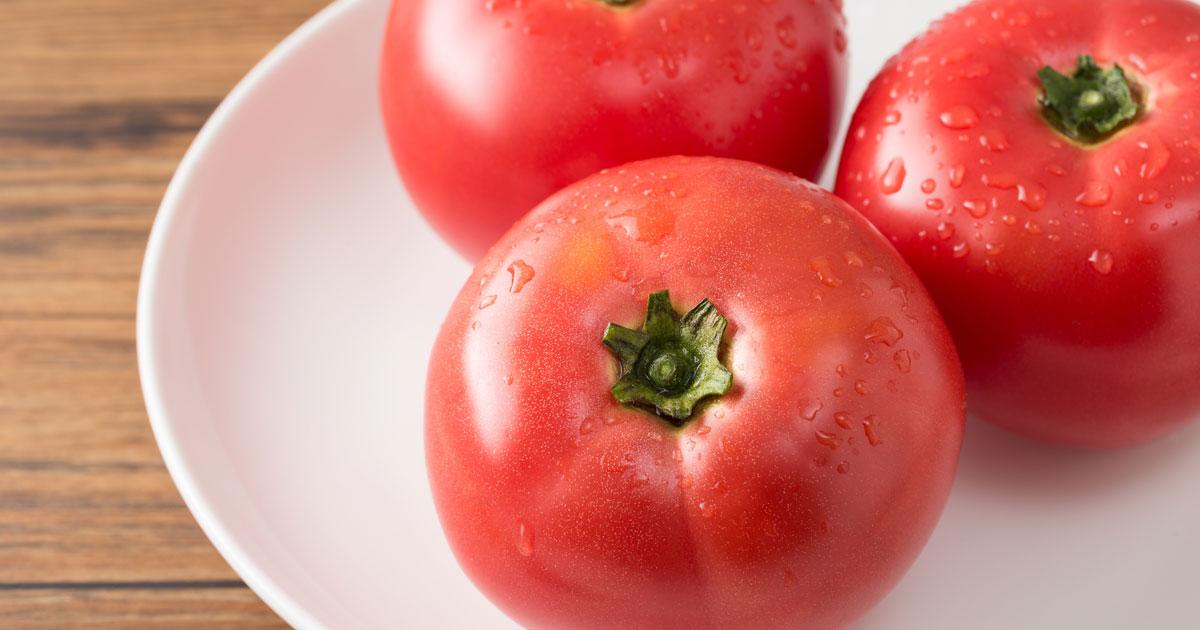 「トマト納豆」は疲労回復に効果絶大!調理時間も3分