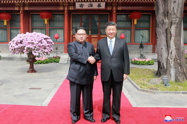 「ポスト習近平」は誰か、対北朝鮮外交から垣間見えた人事