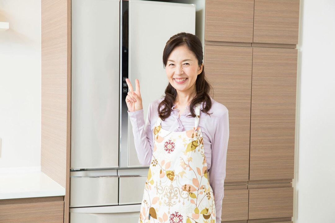冷蔵庫がスッキリしている家庭はお金が貯まる?