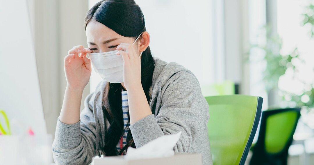 花粉症で薬が効かない理由