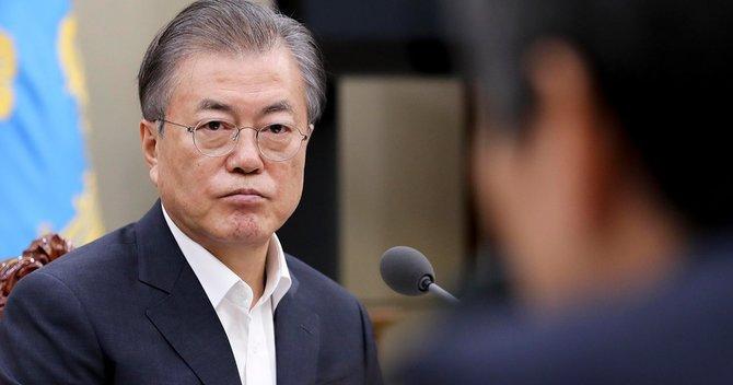 韓国文大統領が「過去最大のピンチ」、土地投機疑惑で国民が大激怒 ...