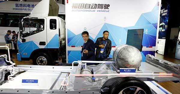 中国のEV車