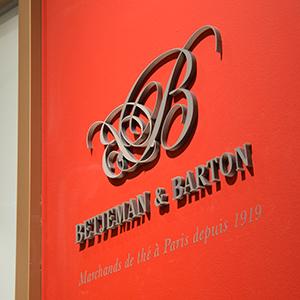 ベッジュマン&バートンGINZA SIXに新店オープン
