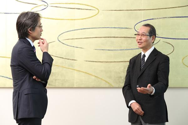 CFOの重要な役割はCEOのよき相談相手<br />数字の話ばかりでは限界がある<br />――野坂茂・日本オラクル執行役副社長最高財務責任者