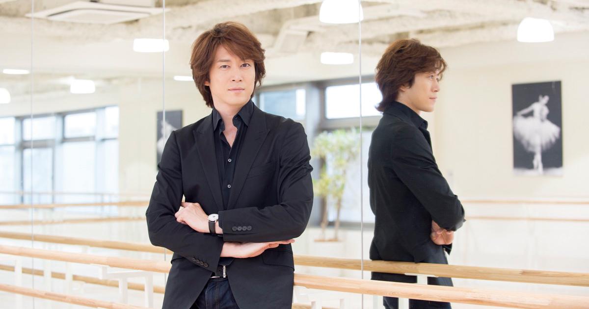 バレエ王子・宮尾俊太郎はいかにして魅せられるカラダを作っているのか