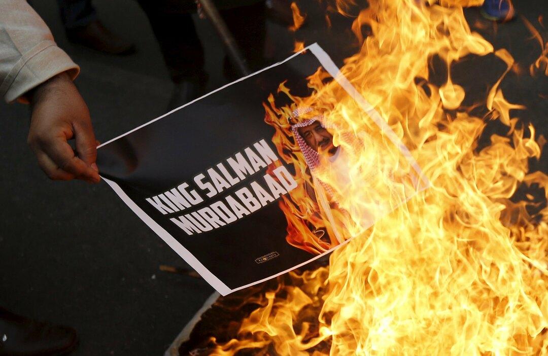 """中東大戦争は起こりうるのか?<br />米国の""""変心""""で表面化したサウジ・イラン対立<br />"""