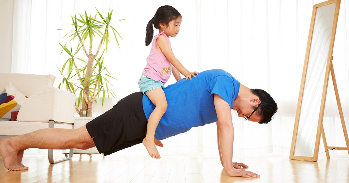 腕立て伏せが40回できれば心血管疾患リスクはかなり低い