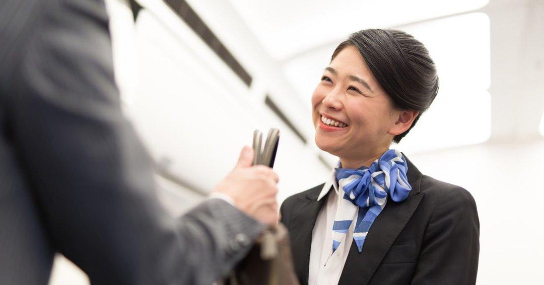 CAが機内で出会った皇族や社長の共通点、品のある人は「あと」が美しい!