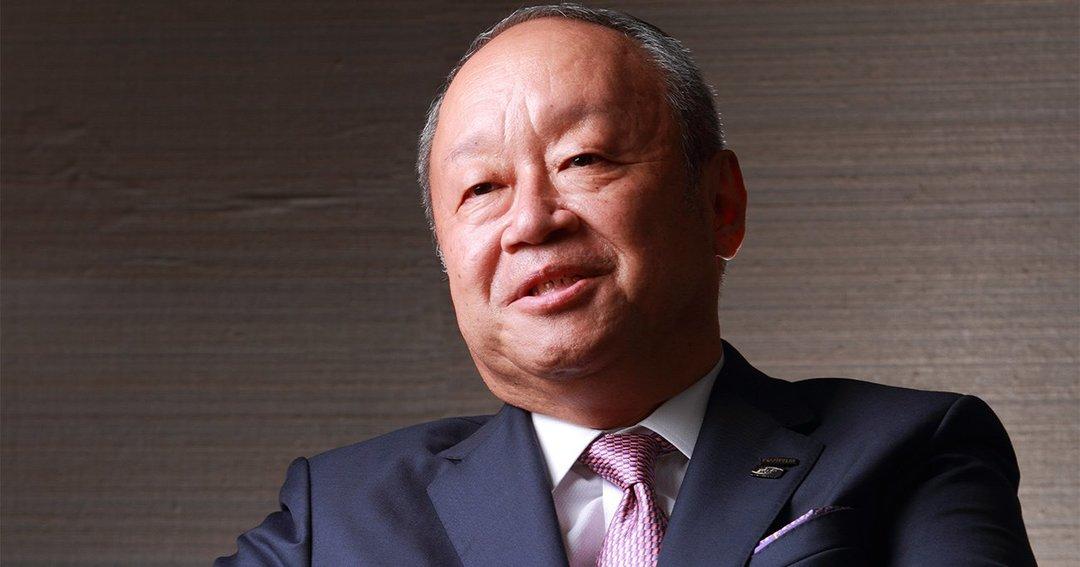 後藤禎一・富士フイルムホールディングス社長
