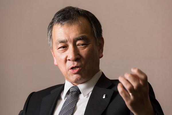 化学メーカーは現代の錬金術師、業績急回復の昭和電工社長に聞く