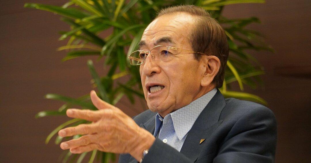 ダイキンの井上礼之・取締役会長兼グローバルグループ代表執行役員