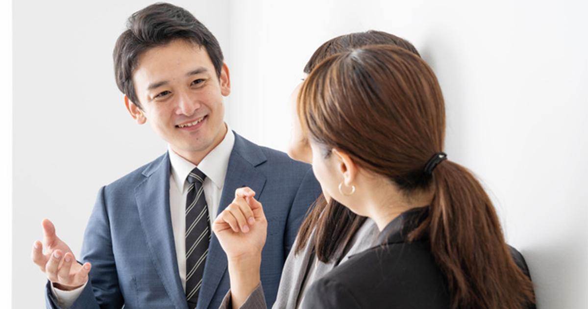 雑談が苦手な、口下手な人でもできる!相手の話に「質問」で切り返す技術