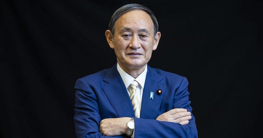 菅首相は、ワクチン接種も進み、感染対策を厳しくやっているので五輪開催の準備はできていると語った(首相官邸で20日撮影)