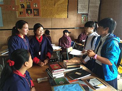 ブータン研修旅行