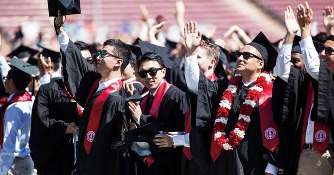 優秀な「新移住中国人」の子供たちの多くが、米国の一流大学を卒業している