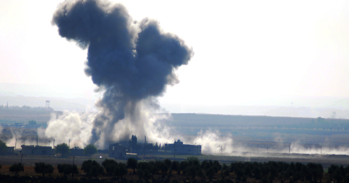 ISのタンクローリー攻撃にやっと踏み切った米国の苦しい裏事情