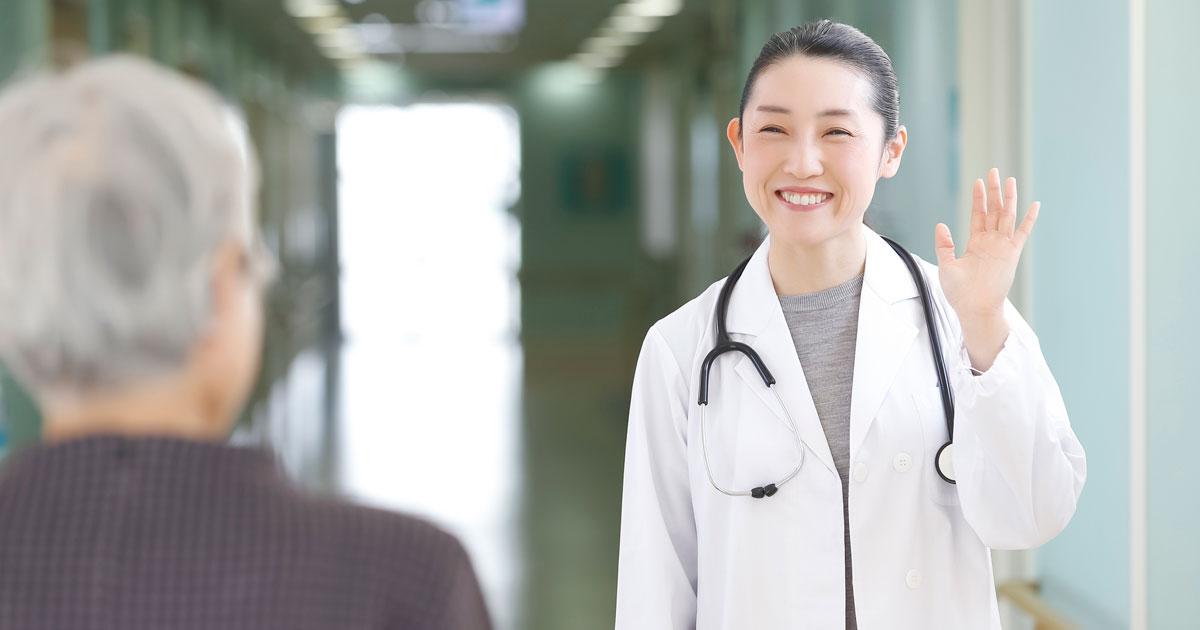 女医が多い病院ほど「安全性」が高いと考えられる理由