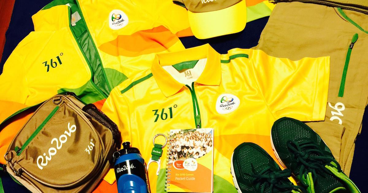 リオ五輪ボランティアの登録は1日最大5000人!
