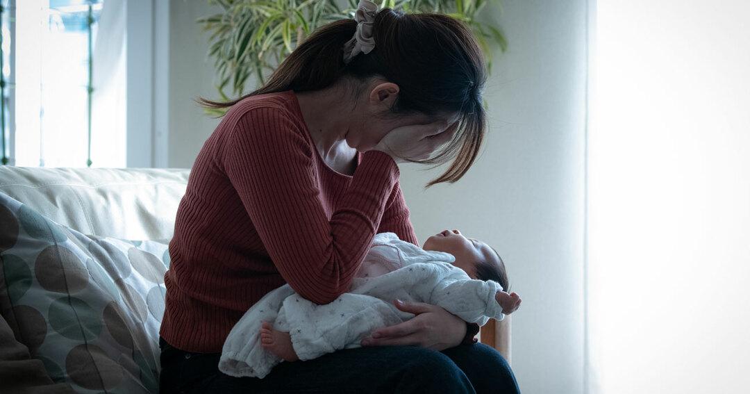 ワンオペ育児は「産後うつ」につながりやすい