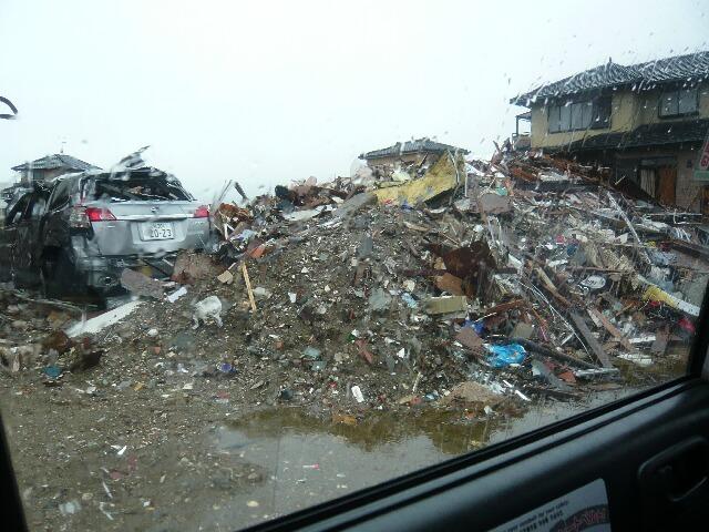 地震発生から約4ヵ月。<br />仙台でのセミナー開催で感じたこと