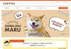 キャンドゥは、100円均一ショップを全国展開する企業。