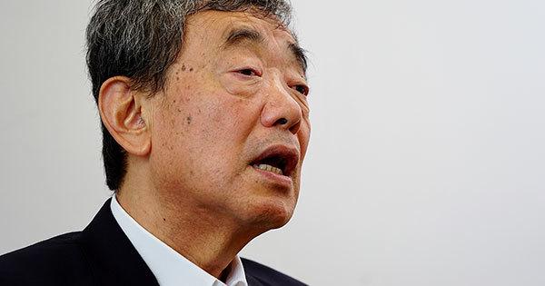 RIZAPグループの最高執行責任者(COO)に就任することになったカルビーの松本晃会長兼最高経営責任者(CEO)