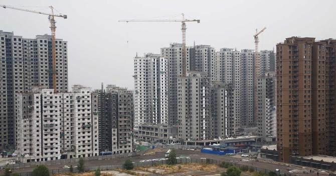 中国住宅市場に深まる亀裂