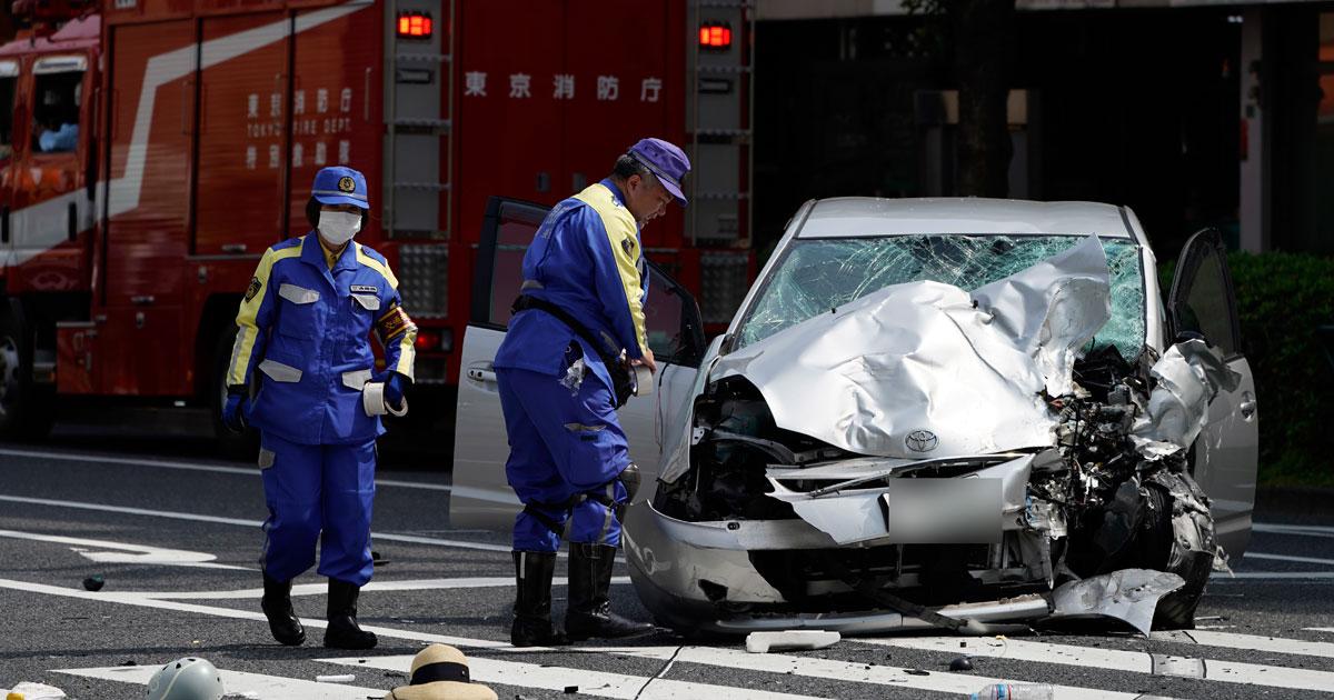 高齢ドライバー暴走事故、認知症以外に「運転中の急病」も侮れない