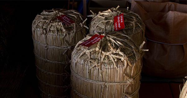 世界が絶賛する日本のコメが危機に瀕していた!絶滅寸前の「米俵」から見る稲作文化の衰退と未来