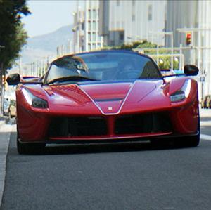 世界に1台しかないフェラーリに10億7700万円