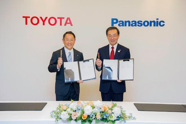 トヨタとパナソニックが再び電池でタッグを組んだことは、トヨタが投資競争の世界へ一歩踏み出したといえそうです。