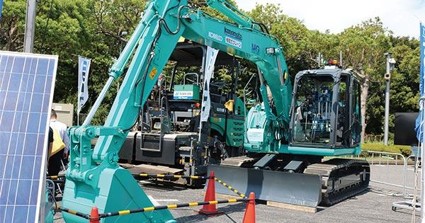 建設機械レンタル