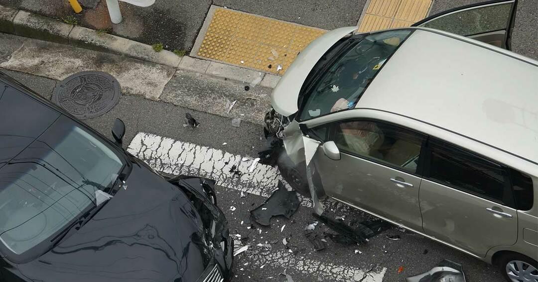 自動車事故多発の原因は、ブレーキを適切に踏めない人が多いせい!?(上)