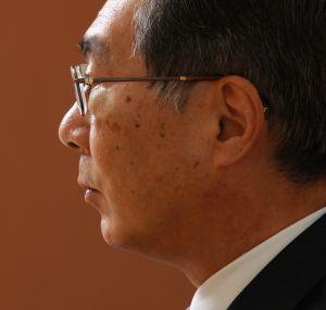 """小野寺正 KDDI社長兼会長 ロングインタビュー<br />「もう一度、""""戦う会社""""に戻したい」"""