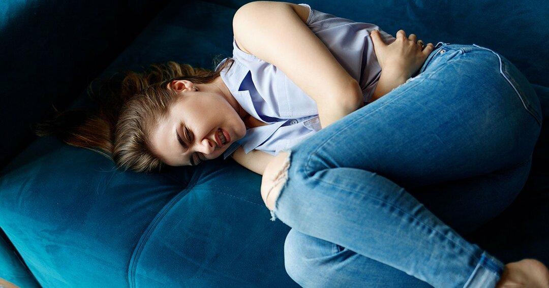 生理前に<br />「うつ」っぽくなるのは、<br />ほうっておくと危険