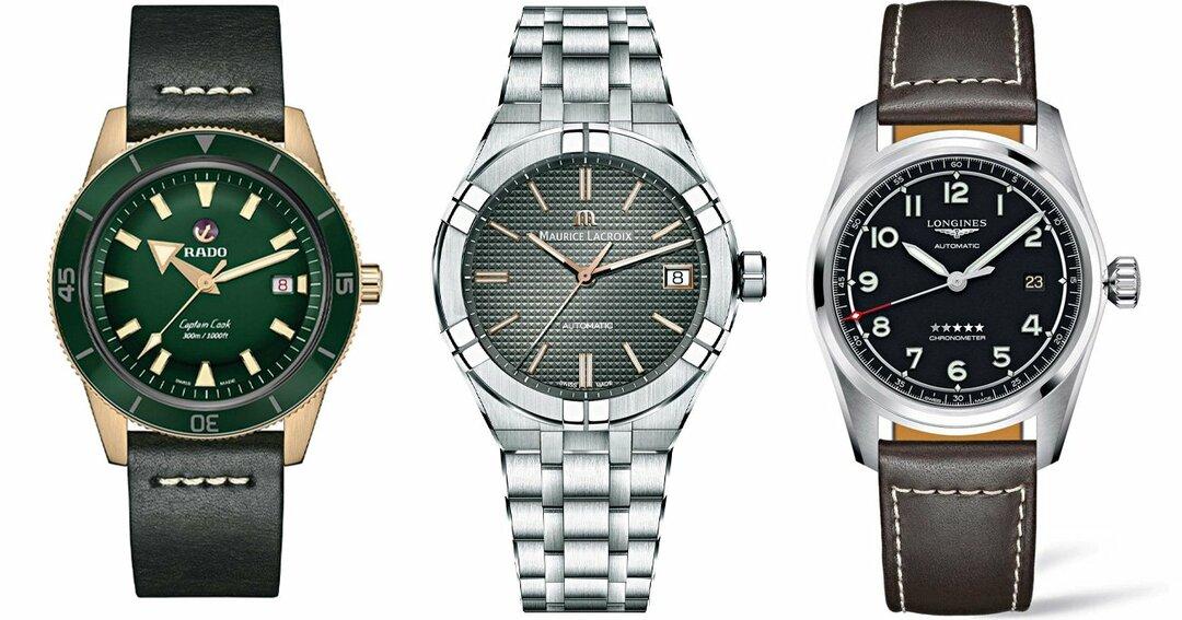 ウォッチ・オブ・ザ・イヤー2020、時計賢者が選ぶ10~30万円部門トップ3