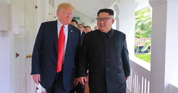 トランプ大統領は北朝鮮に大きく譲歩した
