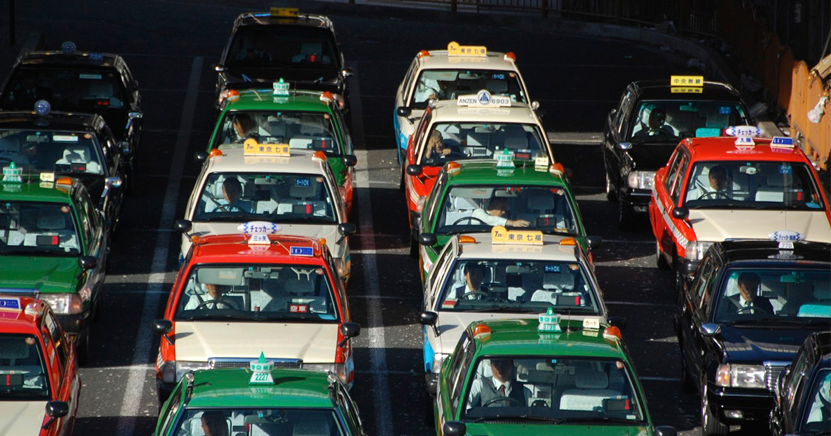 タクシー初乗り410円に値下げで業界は復活できるか