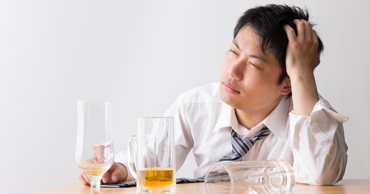 深酒や暴飲暴食は週に何度までなら許容範囲?