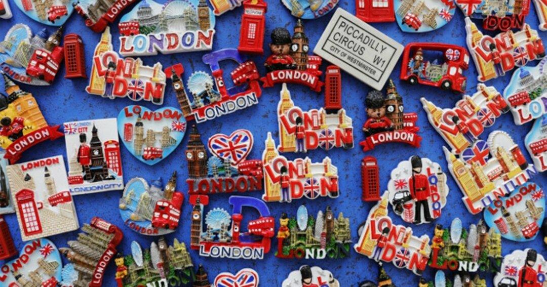 イギリス,ロンドンお土産
