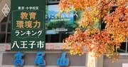 【八王子市ベスト20】小学校区「教育環境力」ランキング